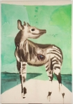 Ohne Titel (Okapi), 2008, Courtesy Altana Kulturstiftung