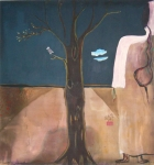 Shattered, 160 x 150 cm, 2009